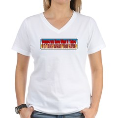 Democrats Have What It Takes Shirt