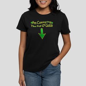 Pot O' Gold Women's Dark T-Shirt