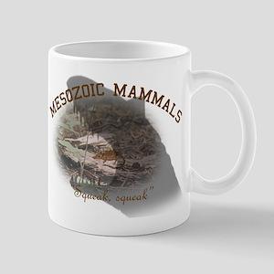 Mesozoic Mammals Mug