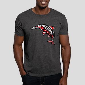 Kwak'wala Ichthyosaur Dark T-Shirt