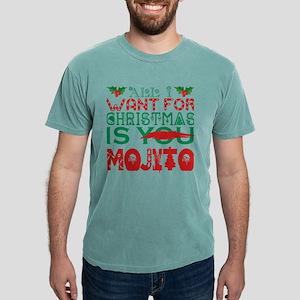 All I Want For Christmas Is Mojito Xmas Se T-Shirt