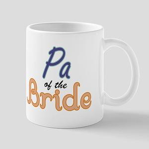 Pa of the Bride Mug