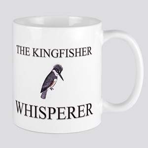 The Kingfisher Whisperer Mug