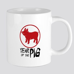 Year Of The Pig Mugs