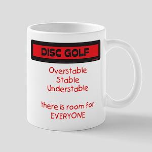 Room for Everyone Mug (Red and Black)