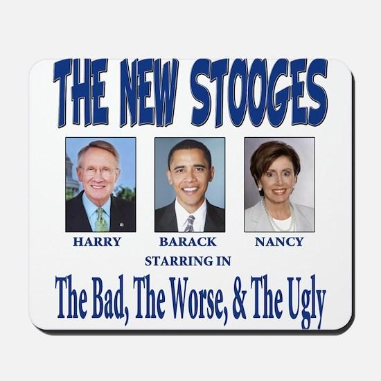 Anti barack Obama Mousepad