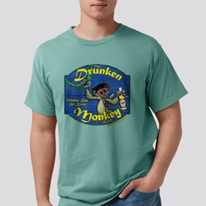 Drunken Monkey (PK) Women's Dark T-Shirt
