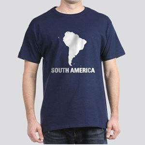 South America Dark T-Shirt