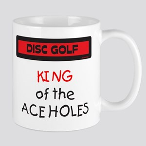 King of the Ace Holes Mug (Red and Black)