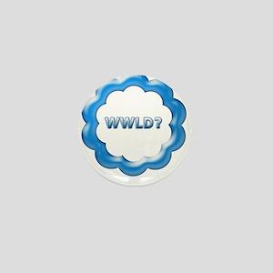 W W L D ? Mini Button