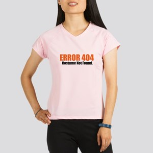 Costume Not Found Performance Dry T-Shirt