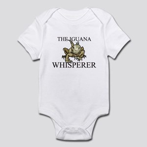 The Iguana Whisperer Infant Bodysuit
