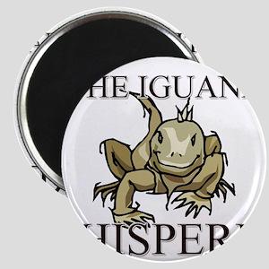 The Iguana Whisperer Magnet