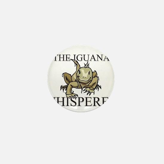 The Iguana Whisperer Mini Button