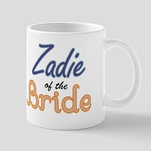 Zadie of the Bride Mug
