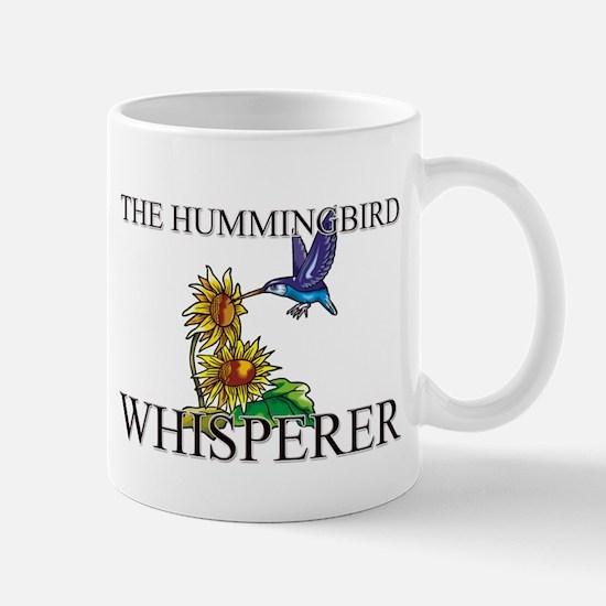 The Hummingbird Whisperer Mug