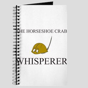 The Horseshoe Crab Whisperer Journal