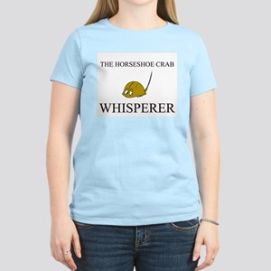 The Horseshoe Crab Whisperer Women's Light T-Shirt