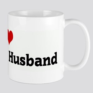 I Love My Future Husband Mug