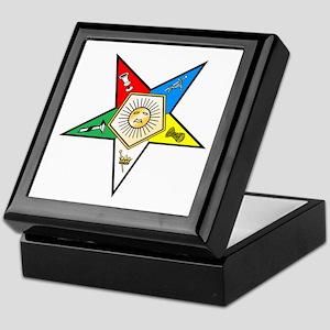 Associate Matron Keepsake Box
