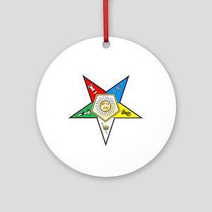 Associate Matron Ornament (Round)