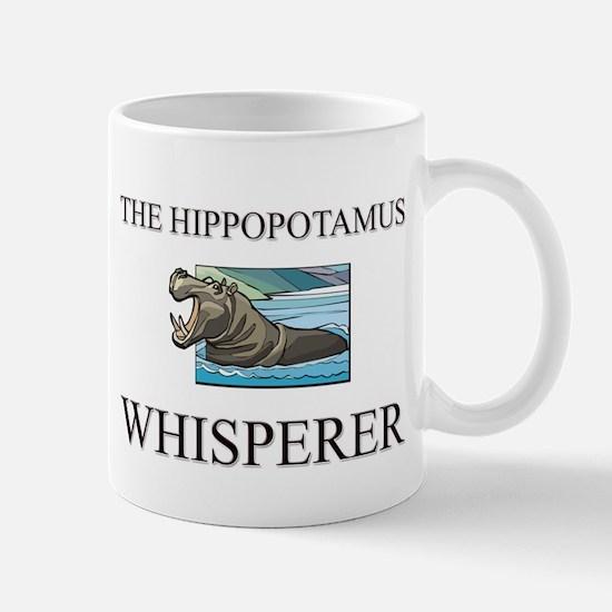 The Hippopotamus Whisperer Mug