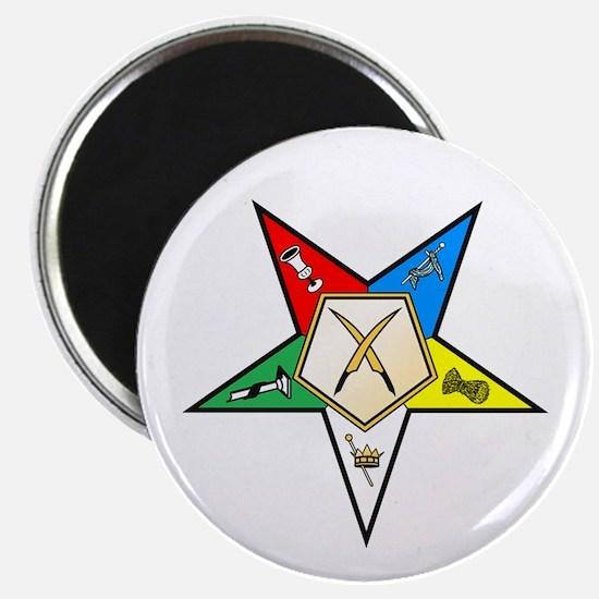 "OES Secretary 2.25"" Magnet (10 pack)"