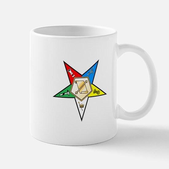 OES Conductress Mug
