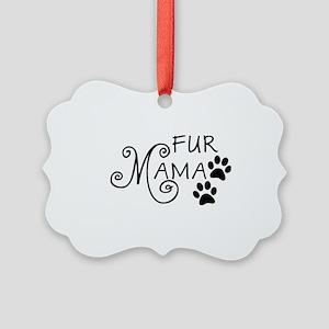 Fur Mama Ornament