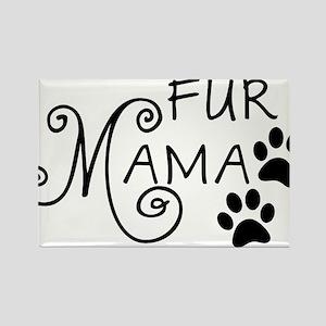 Fur Mama Magnets