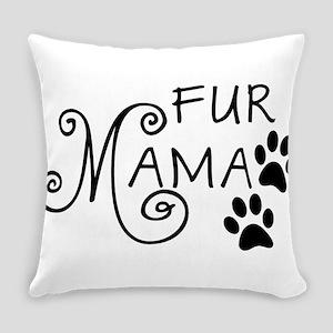 Fur Mama Everyday Pillow