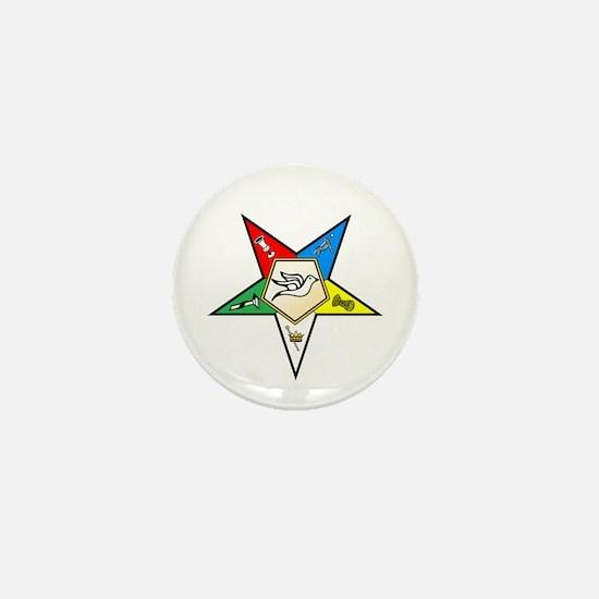 OES Warder Mini Button