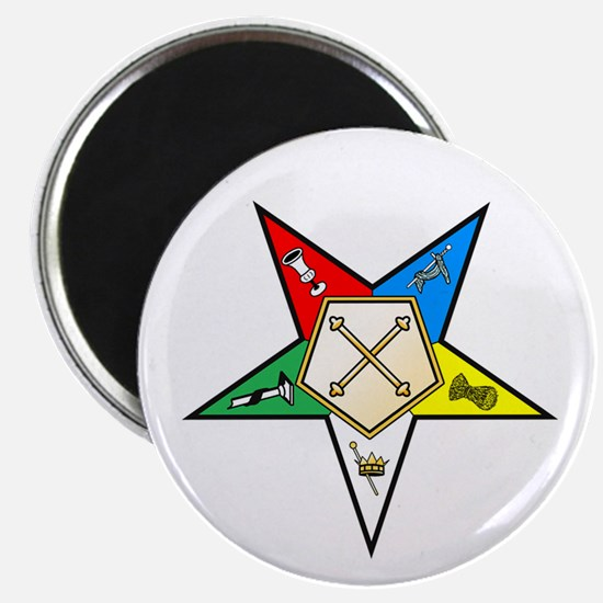 """OES Marshal 2.25"""" Magnet (10 pack)"""