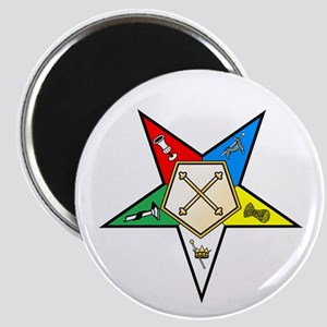 OES Marshal Magnet