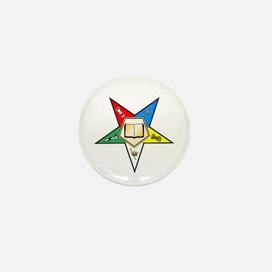 OES Chaplain Mini Button