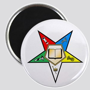 OES Chaplain Magnet
