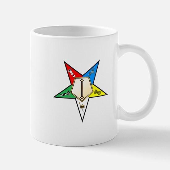 OES Associate Conductress Mug