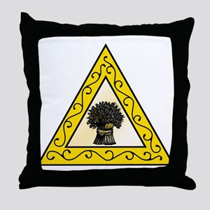 Ruth Items Throw Pillow