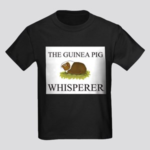 The Guinea Pig Whisperer Kids Dark T-Shirt