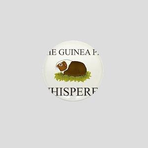 The Guinea Pig Whisperer Mini Button