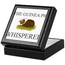 The Guinea Pig Whisperer Keepsake Box
