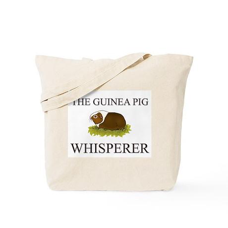 The Guinea Pig Whisperer Tote Bag