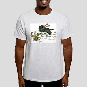 Scottish Terrier Season Light T-Shirt