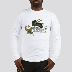 Scottish Terrier Season Long Sleeve T-Shirt
