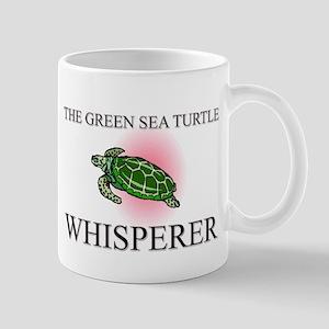 The Green Sea Turtle Whisperer Mug