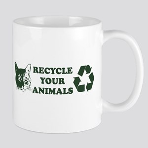 Recycle your animals Mug