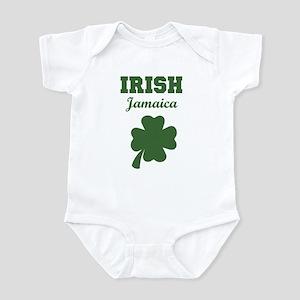 Irish Jamaica Infant Bodysuit