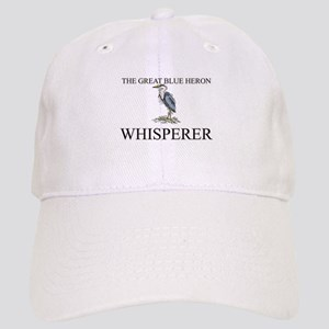 The Great Blue Heron Whisperer Cap