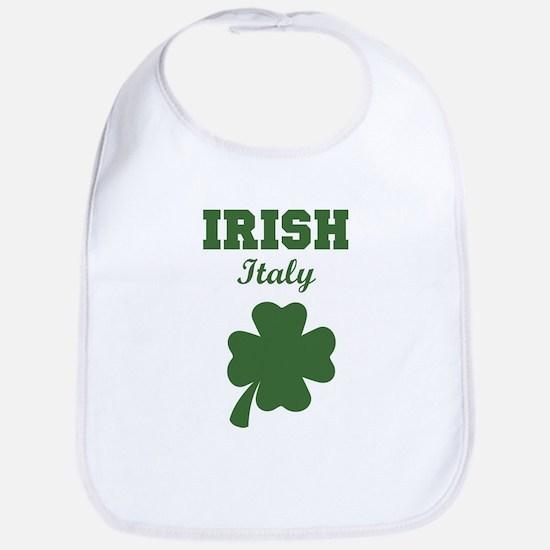 Irish Italy Bib