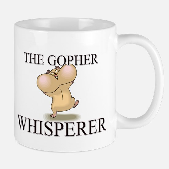 The Gopher Whisperer Mug